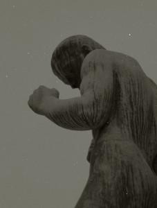 Monument-of-Gunnar-Bärlund-in-Helsinki-made-by-sculptor-Wäinö-Aaltonen